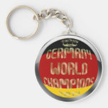 Germany World Champions 2014 Soccer Key Chain