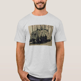 Germany's A7V Panzer T-Shirt