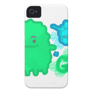 Germs! iPhone 4 Case-Mate Cases