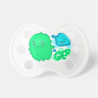 Germs! Pacifier