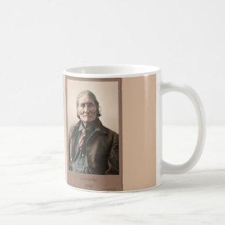 Geronimo 1898 coffee mug