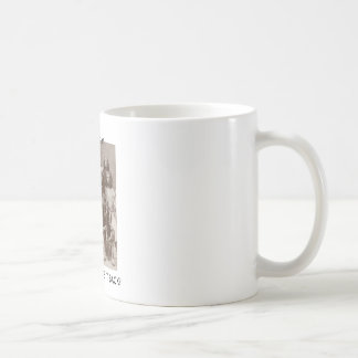 "GERONIMO FAMILY, ""AMERICA"", LOVE IT OR GIVE IT ... COFFEE MUG"