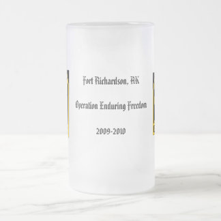 geronimo frosted mug