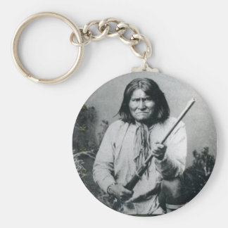 Geronimo Keychain