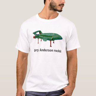 Gerry Anderson rocks! T-Shirt