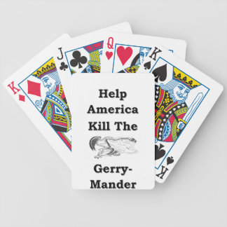 gerry bicycle playing cards
