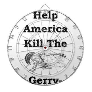 gerry dartboard