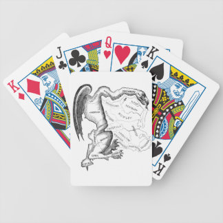 Gerry-Mander Bicycle Playing Cards