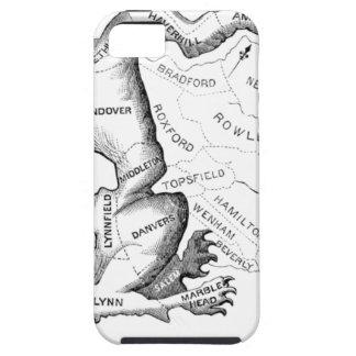 Gerry-Mander iPhone 5 Case