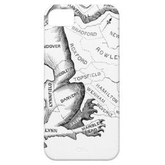 Gerry-Mander iPhone 5 Covers