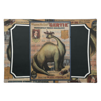 Gertie The Dinosaur Placemat