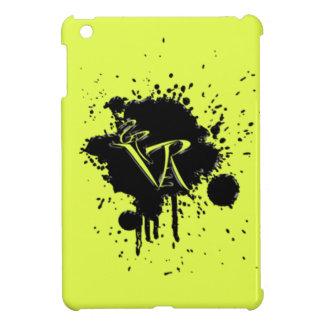 GerVer Paint Splash iPad Mini Cases