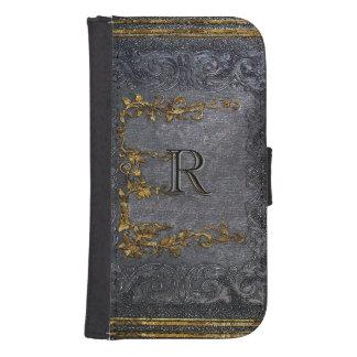 Gesenhoff Old Book Style Samsung S4 Wallet Case
