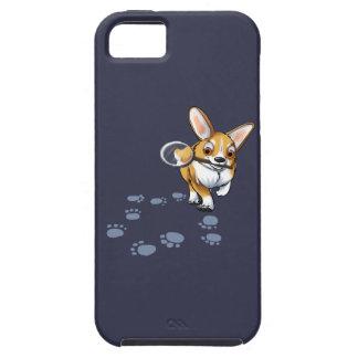 """Get a Clue"" Corgi Case For The iPhone 5"