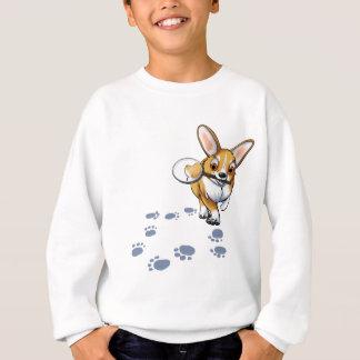 """Get a Clue"" Corgi Sweatshirt"