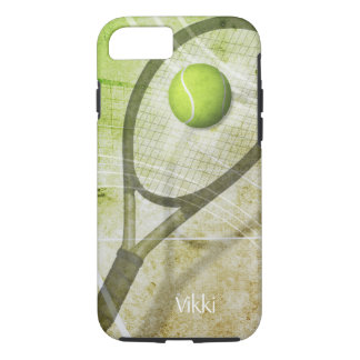 Get a Grip Women's Tennis iPhone 8/7 Case