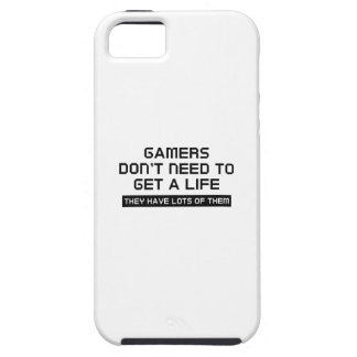 Get A Life iPhone 5 Cover