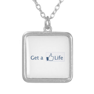 Get a Life Pendants