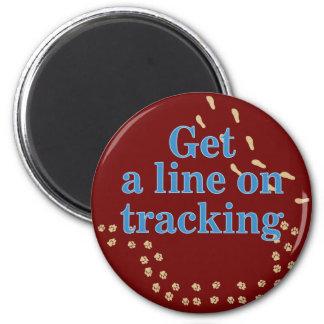 Get a Line on Tracking v3 Magnet