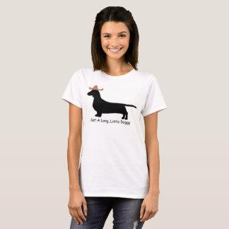Get a long, little doggy T-Shirt