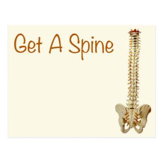 Get a Spine Postcard