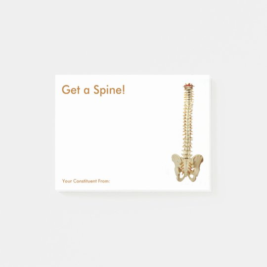 Get a Spine Sticky Notes