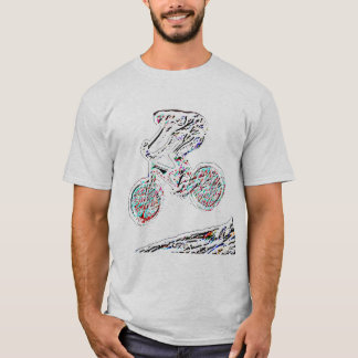 Get AIr Downhill Mountain Bike T-shirt