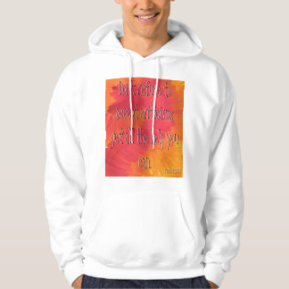 Get all the help you can! Hoodie