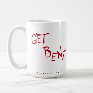 Get Bent Mug
