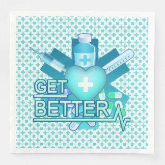 Get Better Paper Napkins