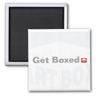 Get Boxed magnet