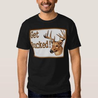 Get Bucked Deer Tee Shirt
