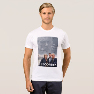 Get Corbyn - Tishirt White T-Shirt