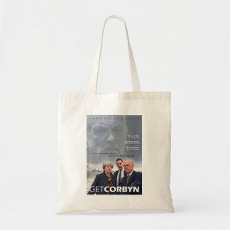 Get Corbyn Tote Bag