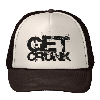 get crunk hat