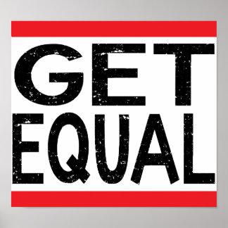 Get Equal Poster