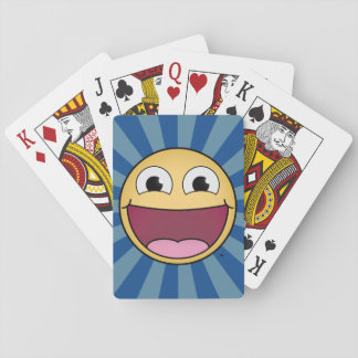 Get Happy! Playing Cards