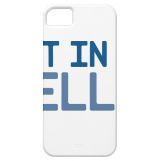 Get in My Belly Case For The iPhone 5