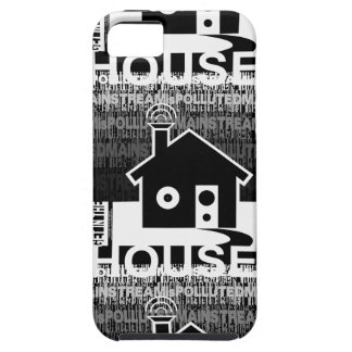 Get in the House Music iPhone 5 Cover