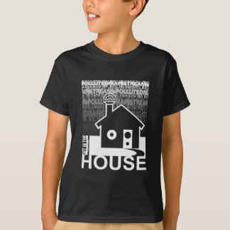 Get in the House Music T-Shirt