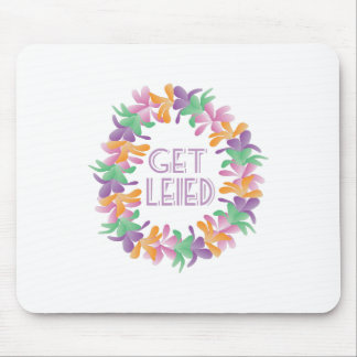 Get Leied Mouse Pad