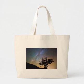 Get Lost In Space Large Tote Bag