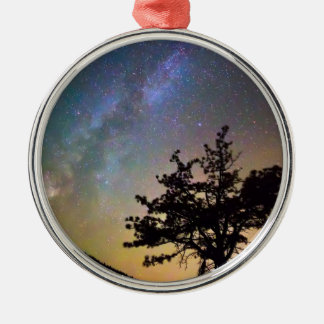 Get Lost In Space Metal Ornament