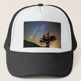 Get Lost In Space Trucker Hat