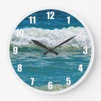 Get Lost in the Waves Clocks