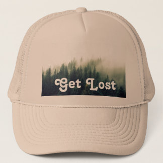Get Lost | Trucker Hat
