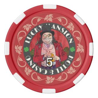 Get Lucky Poker Chips