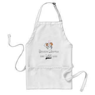 get married aprons