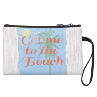 """""""Get Me to the Beach!"""" Wristlets"""