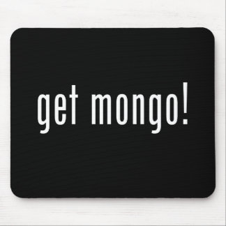 get mongo mouse pad